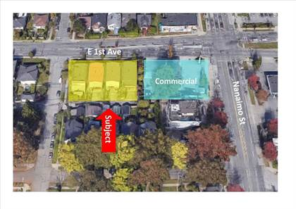 Single Family for sale in 2314 E 1ST AVENUE, Vancouver, British Columbia, V5N1C3