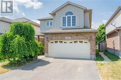 Single Family for sale in 218 HOLBEACH Crescent, Waterloo, Ontario, N2J4Y7