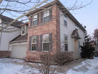 Townhouse for sale in 809 Linden Circle, Hoffman Estates, IL, 60169