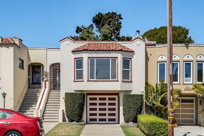 Residential Property for sale in 34 Otsego Avenue, San Francisco, CA, 94112
