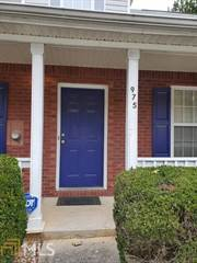 Townhouse for sale in 975 Windwood Court, Atlanta, GA, 30349