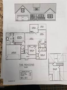 Residential for sale in 600 Osprey Landing Drive Lot 32, Holly Ridge, NC, 28445
