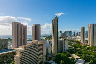 Condo for sale in 343 Hobron Lane 2601, Honolulu, HI, 96815