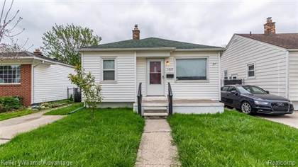Residential Property for rent in 1829 HANFORD Avenue, Lincoln Park, MI, 48146