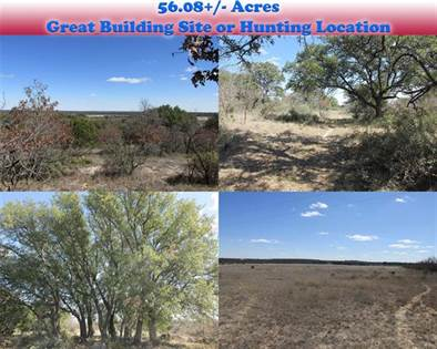 Lots And Land for sale in 1085/6 CR 100, Brady, TX, 76825