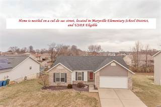 Single Family for sale in 909 Woodland Drive, Maryville, IL, 62062