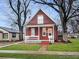 Single Family for sale in 921 W NORTH GRAND AVE., Springfield, IL, 62702