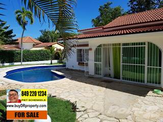 Residential Property for sale in RENOVATED 2 BEDROOM VILLA ON NICE SIZED LOT, Sosua, Puerto Plata