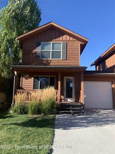 Residential Property for sale in 1823 JOSEPHINE LOOP, Jackson, WY, 83001