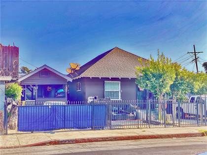 Multifamily for sale in 1309 E 55th Street, Los Angeles, CA, 90011