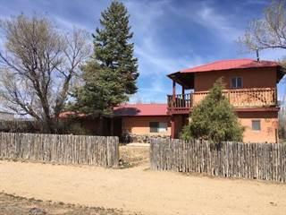 Single Family for sale in 243 Cuchilla Road, Ranchos De Taos, NM, 87557