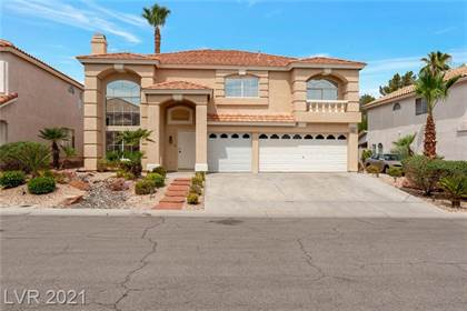 Residential Property for sale in 9655 Summer Cypress Street, Las Vegas, NV, 89183