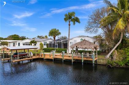 Residential Property for sale in 142 SE Paradise Place, Stuart, FL, 34997
