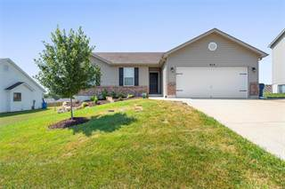Single Family for sale in 814 Oxford Court, Hillsboro, MO, 63050