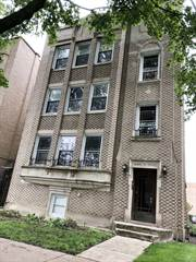 Multi-family Home for sale in 6549 North Mozart Street, Chicago, IL, 60645