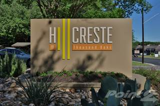 Apartment for rent in Hillcreste at Thousand Oaks, San Antonio, TX, 78232