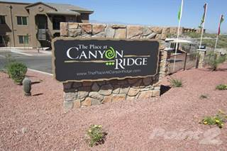 Apartment for rent in The Place At Canyon Ridge, Tucson, AZ, 85716