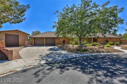 Residential for sale in 3421 North Tioga Way, Las Vegas, NV, 89129