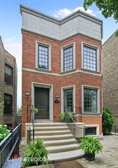 Single Family for sale in 1208 West NEWPORT Avenue, Chicago, IL, 60657