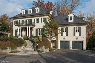 Single Family for sale in 2509 FOXHALL ROAD NW, Washington, DC, 20007