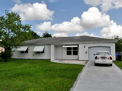 Residential Property for sale in 713 SW Belmont Circle, Port St. Lucie, FL, 34953