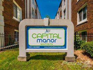 Apartment for rent in Capital Manor, Lansing, MI, 48933