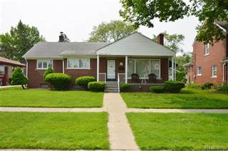 Single Family for sale in 1833 DAVIS Street, Wyandotte, MI, 48192