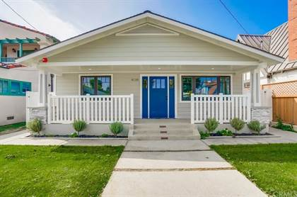 Residential Property for sale in 4110 E Colorado Street, Long Beach, CA, 90814