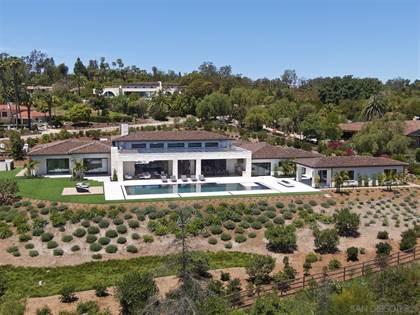 Residential for sale in 16555 LA GRACIA, Rancho Santa Fe, CA, 92067