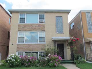 Single Family for rent in 7641 West Addison Street 2B, Chicago, IL, 60634
