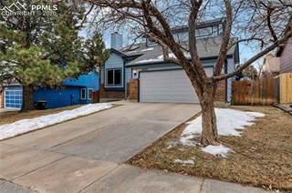 Single Family for sale in 3475 Mountainside Drive, Colorado Springs, CO, 80918