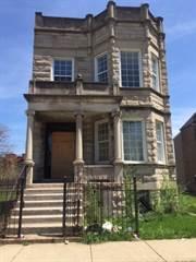 Multi-family Home for sale in 5529 South Union Avenue, Chicago, IL, 60621