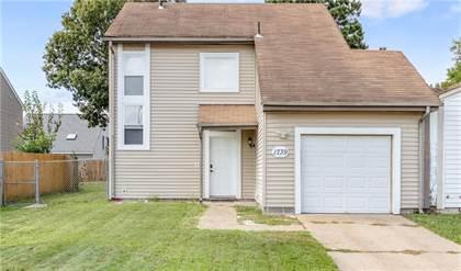 Residential Property for sale in 1739 Rueger Street, Virginia Beach, VA, 23464
