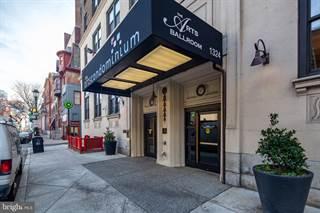 Apartment for sale in 1324 LOCUST STREET 523, Philadelphia, PA, 19107