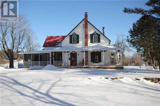 Farm And Agriculture for sale in 3723 2ND LINE ROAD, Green Valley, Ontario