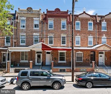 Residential Property for rent in 609 N 34TH STREET, Philadelphia, PA, 19104