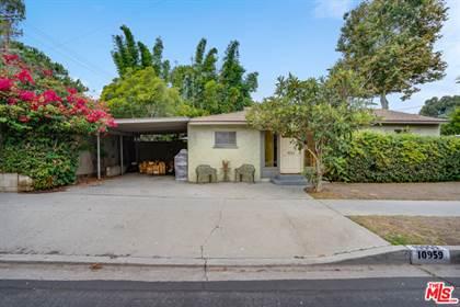 Propiedad residencial en venta en 10959 Charnock Rd, Los Angeles, CA, 90034