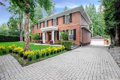 Single Family for sale in 1777 W 38TH AVENUE, Vancouver, British Columbia, V6M1R7