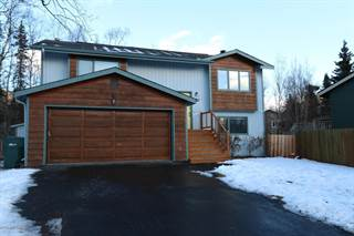 Single Family for sale in 18541 Jude Island Circle, Eagle River, AK, 99577