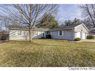Single Family for sale in 30  MEADOW VIEW LN, Chatham, IL, 62629