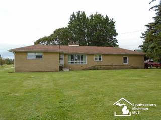 Single Family for sale in 2595 Yargerville, La Salle, MI, 48145