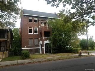 Comm/Ind for sale in 2900 CLAIRMOUNT Street, Detroit, MI, 48206
