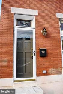 Residential Property for rent in 3700 HUDSON ST, Baltimore City, MD, 21224