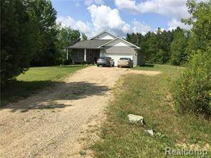 Single Family for sale in 4863 Bluewater Drive, Hemmingway Lake, MI, 48464