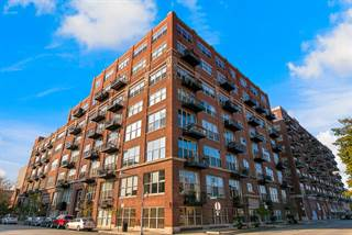 Condo for sale in 1500 West Monroe Street 225, Chicago, IL, 60607