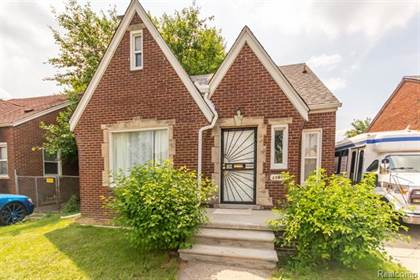 Residential Property for sale in 11677 SUSSEX Street, Detroit, MI, 48227