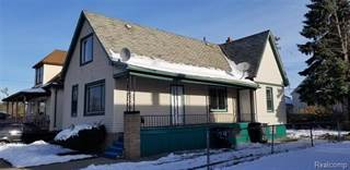 Single Family for sale in 5292 CABOT Street, Detroit, MI, 48210