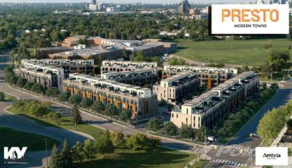 Residential Property for sale in Presto Towns, Toronto, Ontario, M1B3G7