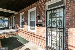 Townhouse for rent in 1003 IRIS AVENUE, Baltimore City, MD, 21205