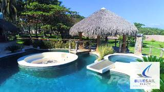 Residential Property for sale in 4K VIDEO! UNREAL OCEANFRONT 5 BEDROOM LUXURY ESTATE MINUTES FROM CABARETE, Cabarete, Puerto Plata